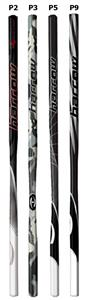 Womens Lacrosse P-Series Ultralight Tapered Shafts