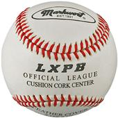 "X-Grade Leather Cover 9"" Practice Baseballs DOZEN"