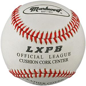 X-Grade Leather Cover Practice Baseballs (DOZEN)