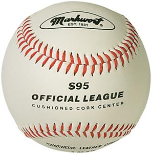 Markwort Top Grade Practice Baseballs S95 (Dozen)