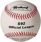 Markwort Good Practice Baseballs DOZEN