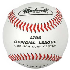 Official League Leather Cover 5oz Baseballs -DOZEN