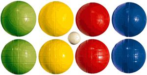 Franklin Sports Intermediate Bocce Set