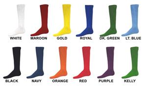 Red Lion CLASSIC Athletic Tube Socks -12 Colors