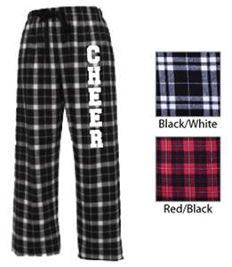 Image Sport Cheerleading Flannel Pant Colors C