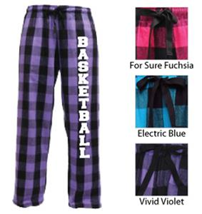 Image Sport Basketball Flannel Pant Colors A