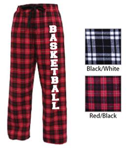 Image Sport Basketball Flannel Pant Colors C