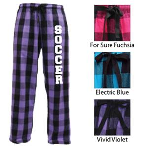 Image Sport Soccer Flannel Pant Colors A