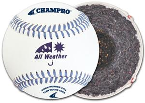 Champro All Weather Raised Seam Baseballs CBB2AWB