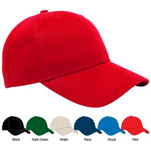 Pacific Headwear 401F Brushed Cotton Baseball Caps