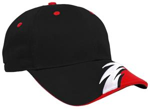 "Pacific Headwear 500C ""Flash"" Baseball Caps"