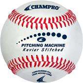 "9"" Kevlar Flat Stitched Pitch Machine Baseballs"