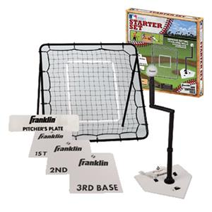 Franklin Sports MLB Teeball Starter Set