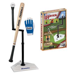 Franklin Sports MLB Complete Teeball Starter Set