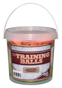 Franklin MLB Mini Ball Trainer 12 PC Bucket