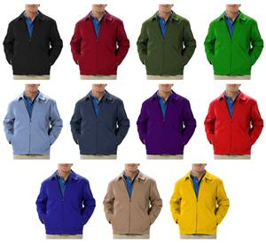 Blue Generation Men's Classic Teflon Twill Jackets