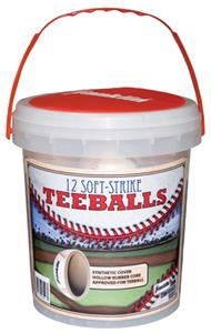 Franklin Baseball Value Pack Teeballs 12 pk