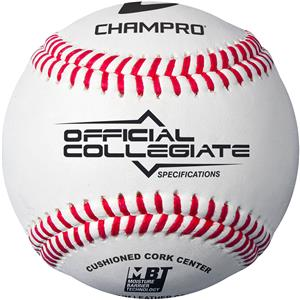 Champro Collegiate Specification Baseballs CBB-500