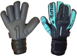 Gladiator II Soccer GK Gloves-Grey Palm