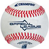 Champro Official CBB-300 Raised Seam Baseballs