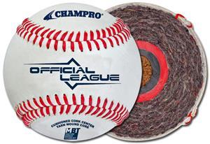 Champro Official League CBB-300 Baseballs (Dozen)