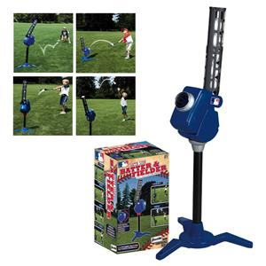 MLB Super Star Batter & Fielder Pitching Machine