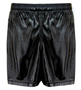 Epic BLACK Soccer Team Shorts