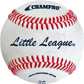 Little League Tournament Leather Baseballs CLL-40