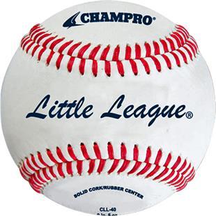 Little League Tournament Leather Baseballs CLL-40