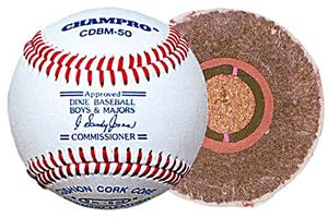 Dixie Boys/Majors-Leather Cover Baseballs (DZ)