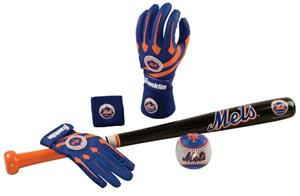 Franklin MLB Mets Complete Tee Ball Set