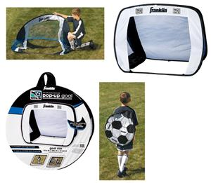 Franklin Sports MLS Pop-Up Jr. Soccer Goal