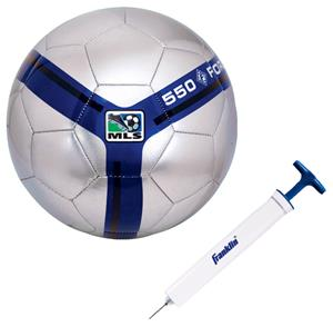 Franklin MLS Premier #5 Soccerball/Pump