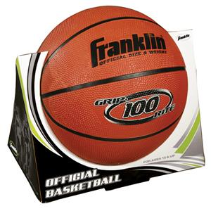 Franklin Official B7 Grip-Rite 100 Basketball