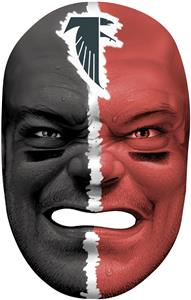NFL Rubber Fan Face ATLANTA FALCONS