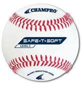 Champro Safe-T-Soft Level 3 Baseballs CBB-60