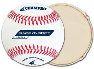 Champro Safe-T-Soft Level 3 Baseballs CBB-60
