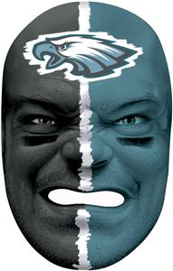 NFL Rubber Fan Face PHILADELPHIA EAGLES