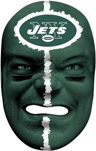 NFL Rubber Fan Face NEW YORK JETS
