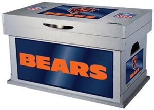 Franklin NFL Chicago Bears Wood Foot Locker
