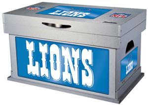 Franklin NFL Detroit Lions Wood Foot Locker
