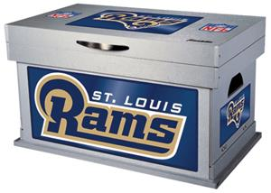Franklin NFL St. Louis Rams Wood Foot Locker