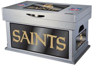 Franklin NFL New Orleans Saints Wood Foot Locker