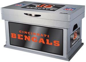 Franklin NFL Cincinnati Bengals Wood Foot Locker