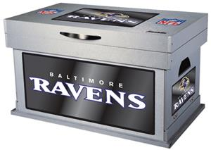 Franklin NFL Baltimore Ravens Wood Foot Locker