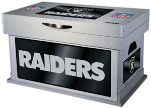 Franklin NFL Oakland Raiders Wood Foot Locker