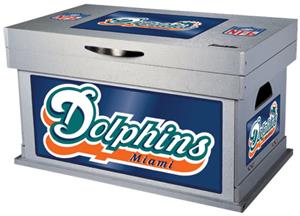 Franklin NFL Miami Dolphins Wood Foot Locker
