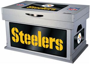 Franklin NFL Pittsburgh Steelers Wood Foot Locker
