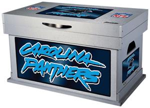 Franklin NFL Carolina Panthers Wood Foot Locker