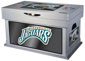Franklin NFL Jacksonville Jaguars Wood Foot Locker